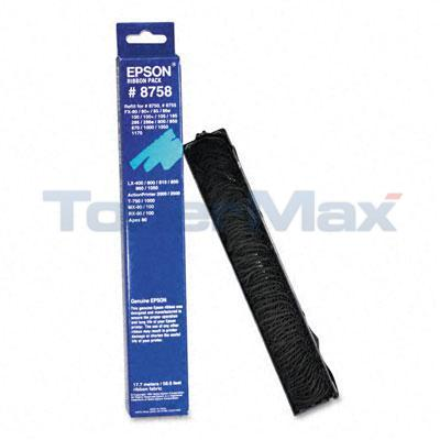 EPSON LX-300 PRINTER RIBBON BLACK
